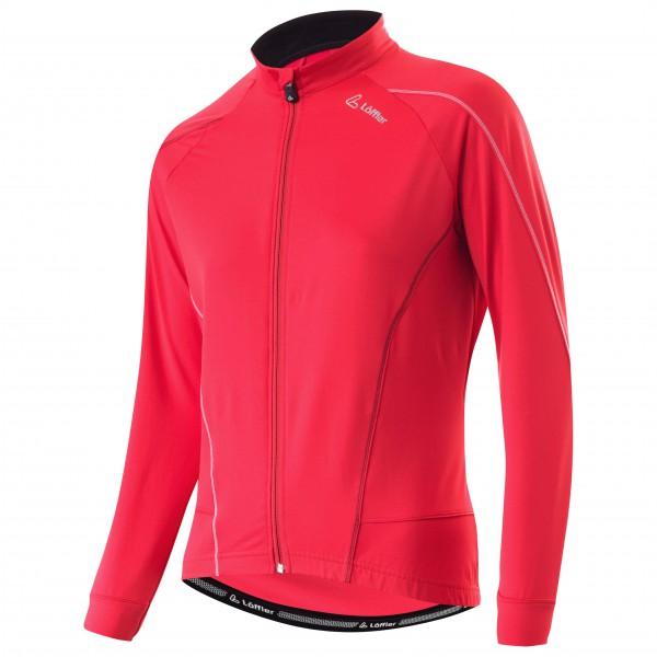 Löffler - Women's Bike Langarmtrikot Uni Full Zip - Cycling jersey