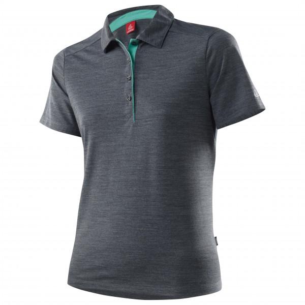 Löffler - Women's Poloshirt Merino - Fietsshirt