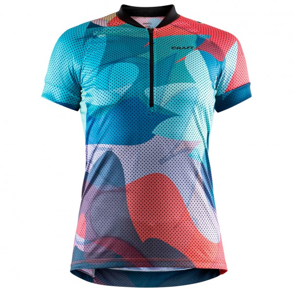 Craft - Women's Velo Art Jersey - Radtrikot