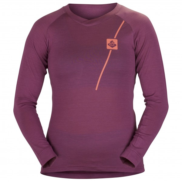 Sweet Protection - Women's Badlands Merino L/S Jersey - Fietsshirt