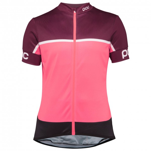 POC - Women's Essential Road Block Jersey - Cykeltrikå