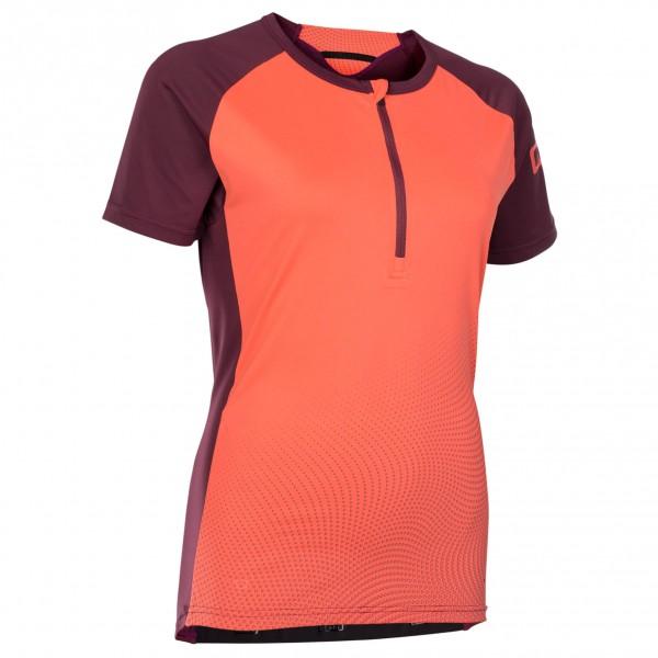 ION - Women's Tee Half Zip S/S Traze AMP - Cycling jersey