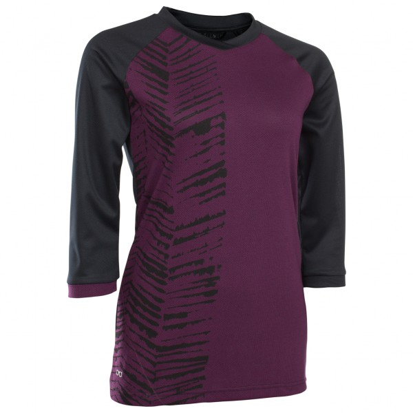 ION - Women's Tee L/S 3/4 Scrub AMP - Cycling jersey