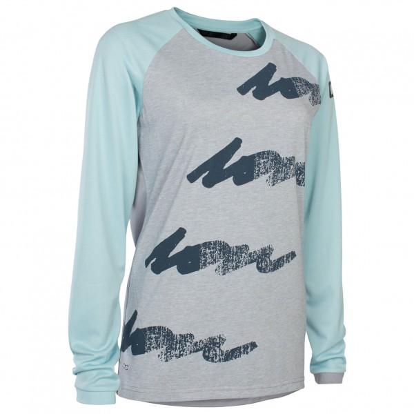 ION - Women's Tee L/S Scrub AMP - Fietsshirt