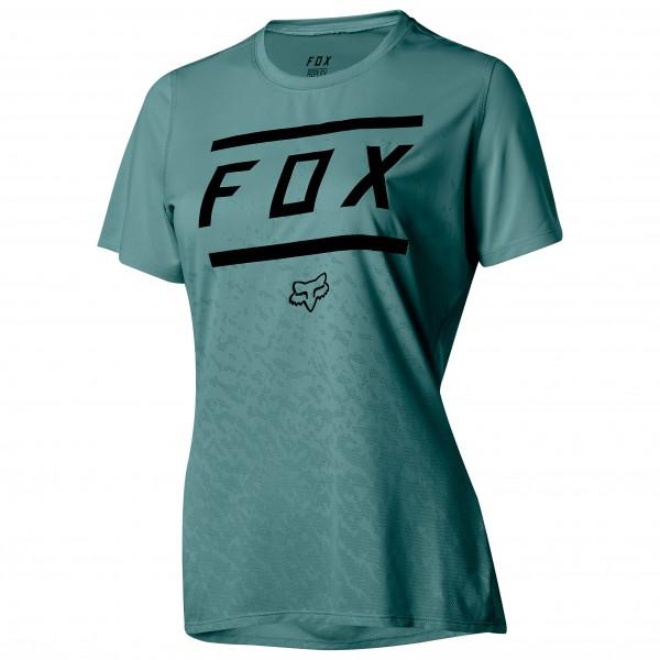 FOX Racing - Womens Ripley S/S Bars Jersey - Cycling jersey