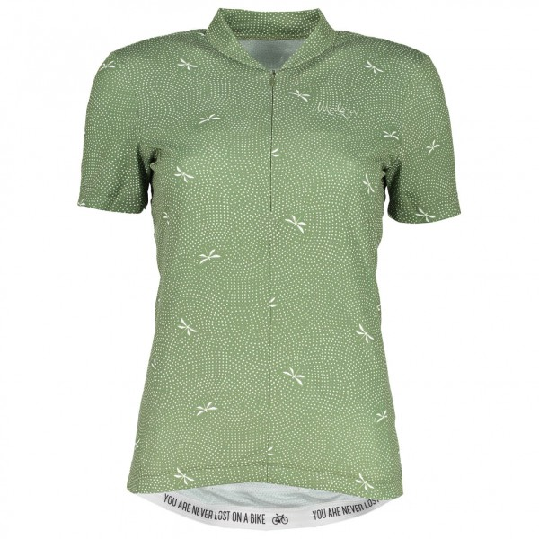Maloja - Women's LibellaM. Aop 1/2 - Cycling jersey