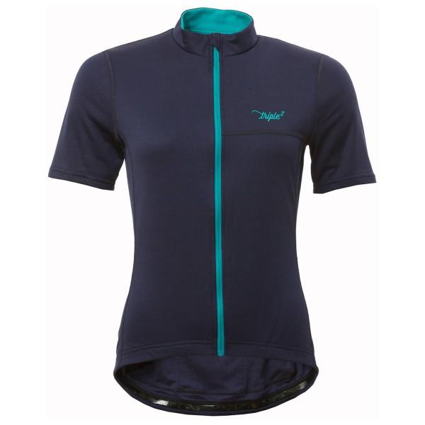 Triple2 - Women's Velozip Merino Jersey - Cycling jersey