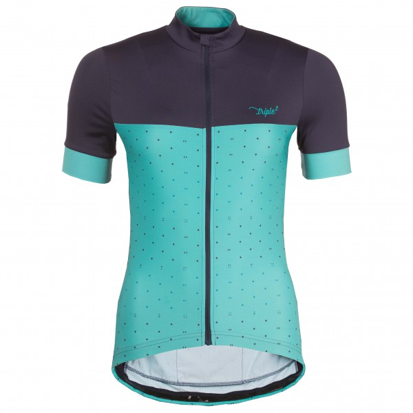 Triple2 - Women's Velozip Performance Jersey - Cykeljersey