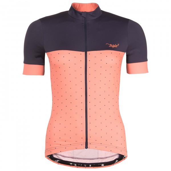 Triple2 - Women's Velozip Race Fullzip - Cycling jersey