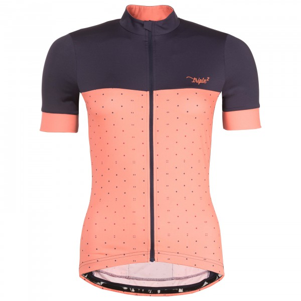 Triple2 - Women's Velozip Race Fullzip - Maillot de ciclismo