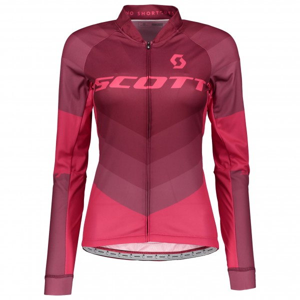 Scott - Women's Shirt RC Pro L/S - Cykeltrikå