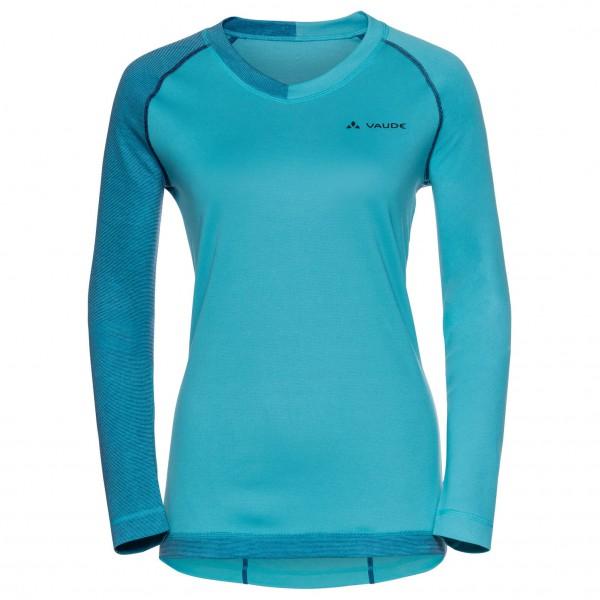 Vaude - Women's Moab L/S Shirt II - Sykkeldress