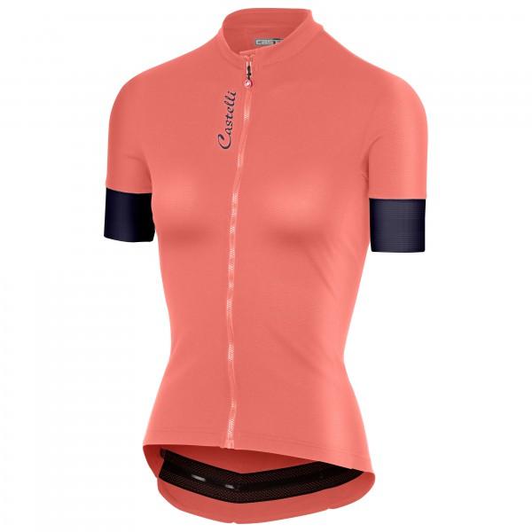 Castelli - Women's Anima 2 Jersey Full Zip - Cykeltrikå