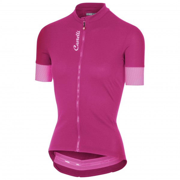 Castelli - Women's Anima 2 Jersey Full Zip - Cycling jersey