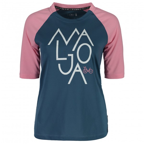 Maloja - Women's NotalaM. - Cycling jersey