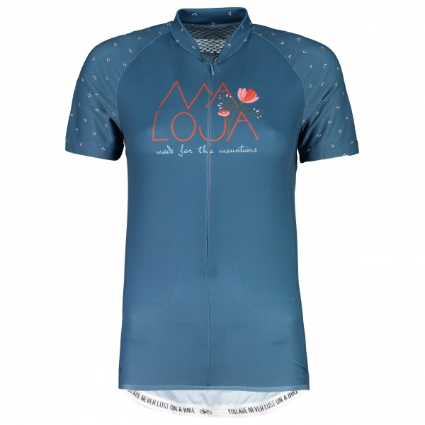 Maloja - Women's OrtensiaM.1/2 - Cycling jersey
