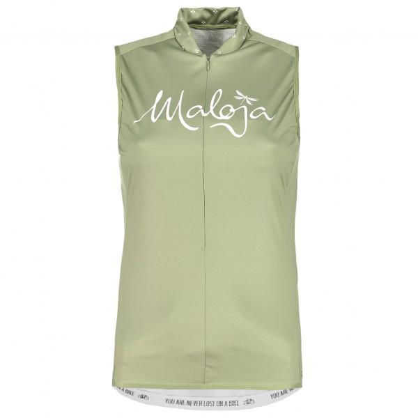 Maloja - Women's SuvrettaM.Top - Rad Singlet