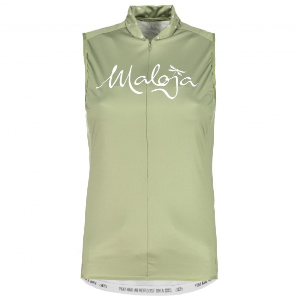 Maloja - Women's SuvrettaM.Top - Cycling singlet
