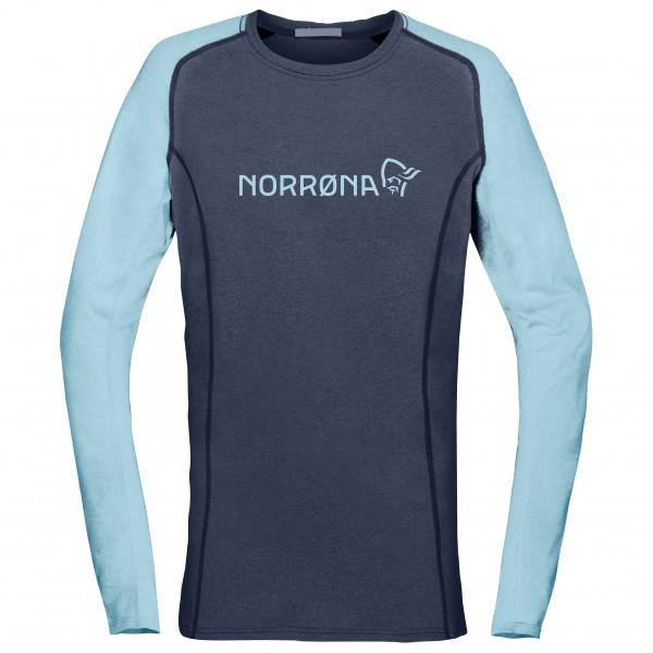 Norrøna - Women's Fjørå Equaliser Lightweight Long Sleeve - Radtrikot
