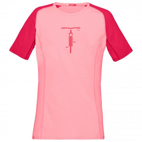 Norrøna - Women's Fjørå Equaliser Lightweight T-Shirt - Pyöräilypusero
