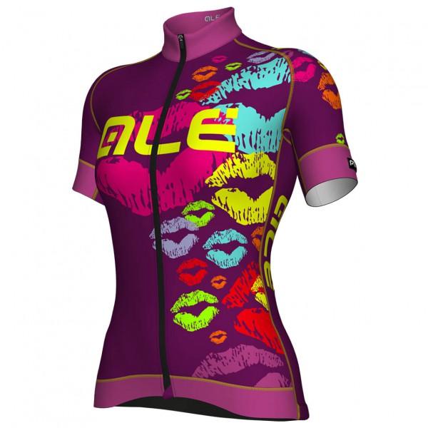 Alé - Woman's S/S Jersey PRR 2.0 Smack - Fietsshirt