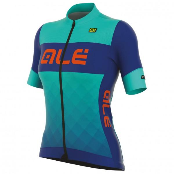 Alé - Women's R-EV1 Rumbles S/S Jersey - Cykeltrikå