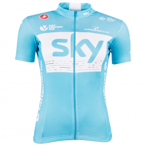Castelli - Women's Sky Fan 18 Jersey - Fietsshirt