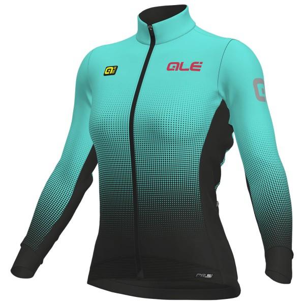 Alé - Women's PRS Dots DWR L/S Jersey - Pyöräilypusero