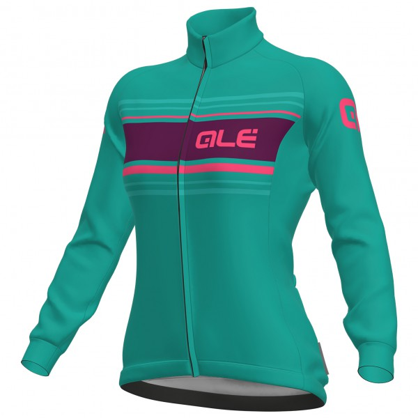Alé - Women's Solid Sinuosa L/S Jersey - Cykeljersey
