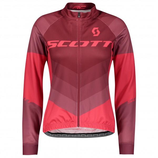 Scott - Women's Shirt RC AS L/Sl - Pyöräilypusero