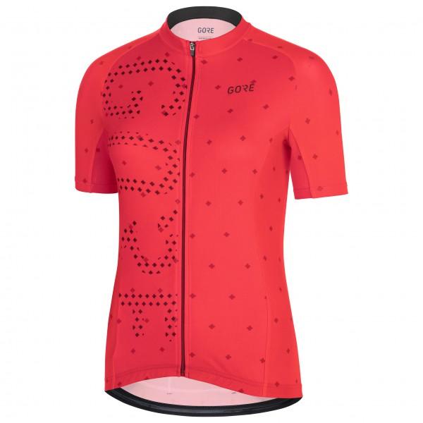 GORE Wear - Women's C3 Brand Jersey - Maillot de ciclismo