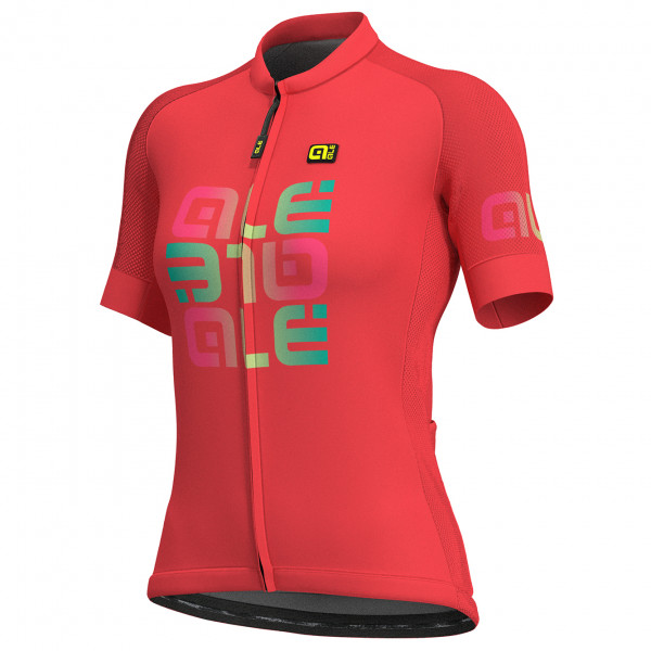 Alé - Women's S/S Mirror Jersey Solid - Maillot de ciclismo