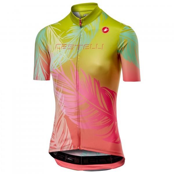 Castelli - Women's Tabularasa Jersey Full Zip - Pyöräilypusero