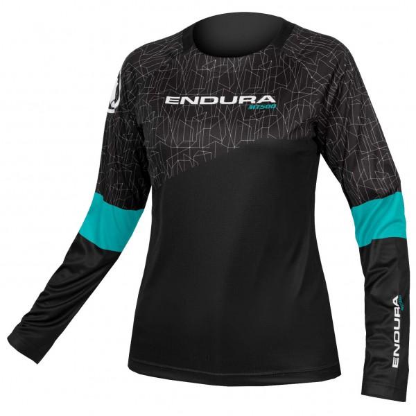 Endura - Women's Mt500 L/S Print T II - Fietsshirt