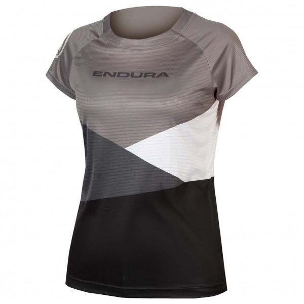 Endura - Women's Singletrack Core Print T - Cykeltrikå