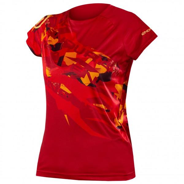 Endura - Women's Singletrack Print T LTD - Fietsshirt