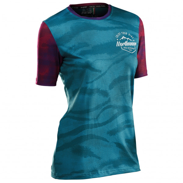 Northwave - Women's Enduro Jersey S/S MTB - Fietsshirt