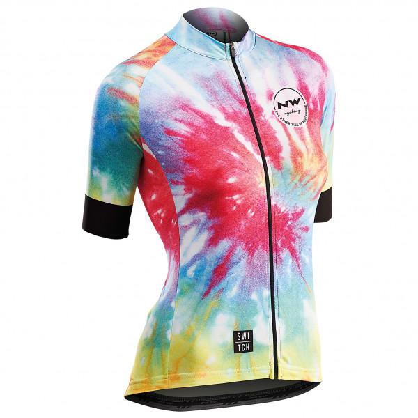 Northwave - Women's Hippie Jersey S/S Switch Line - Fietsshirt