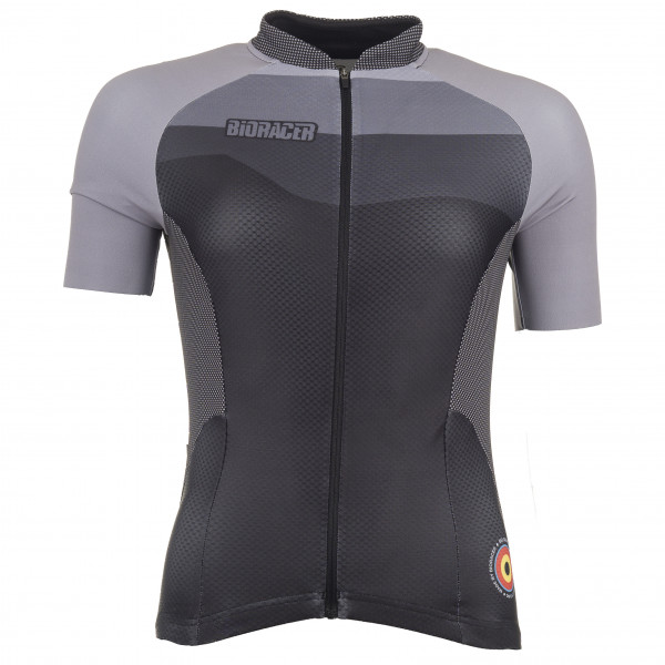 Bioracer - Women's Sprinter Jersey S/S Coldblack Light - Cykeljersey