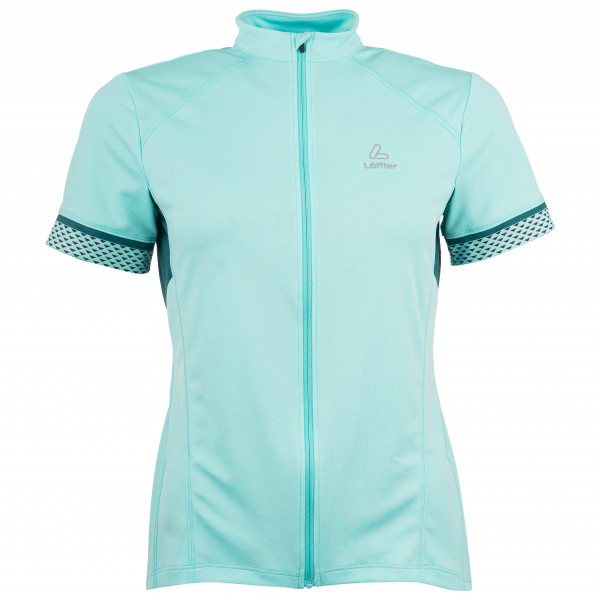 Löffler - Women's Bike Shirt Pura Fullzip - Cykeltrikå