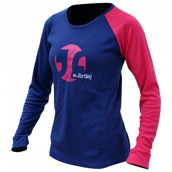 dirtlej - Women's Mountee Warm Cut - Cycling jersey