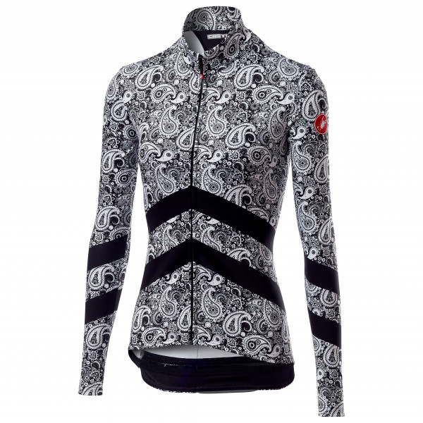 Castelli - Women's Goccia Jersey Full Zip - Cycling jersey