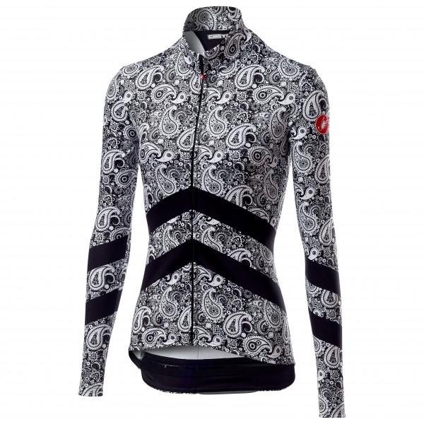 Castelli - Women's Goccia Jersey Full Zip - Cykeltrikå
