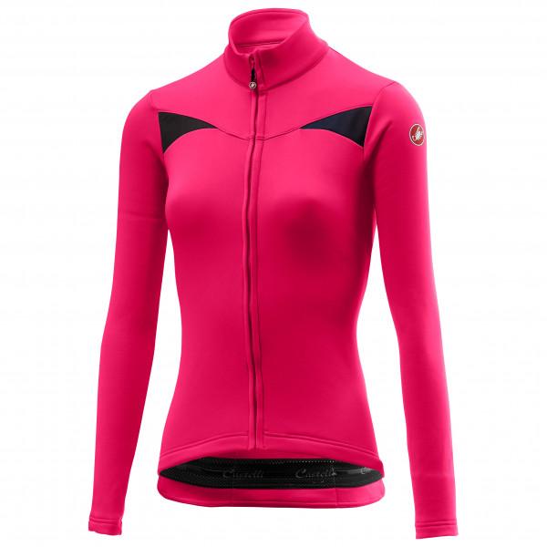 Castelli - Women's Sinergia Jersey Full Zip - Cykeltrikå