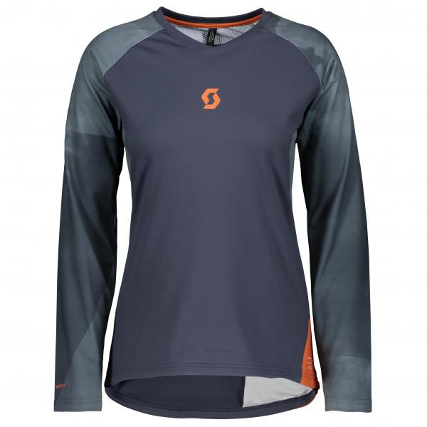 Scott - Women's Shirt Trail Storm L/SL - Cykeltrikå