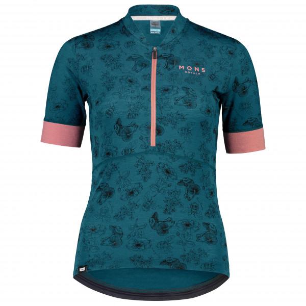 Women's Cadence Half Zip - Cycling jersey