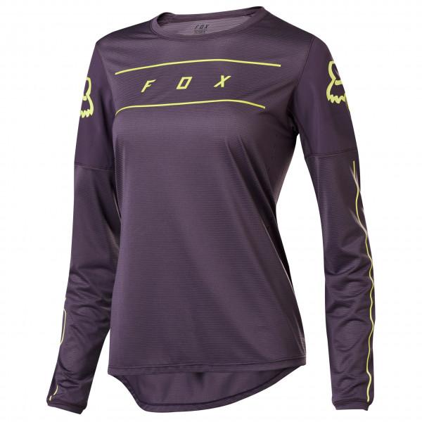 FOX Racing - Women's Flexair L/S Jersey - Cycling jersey