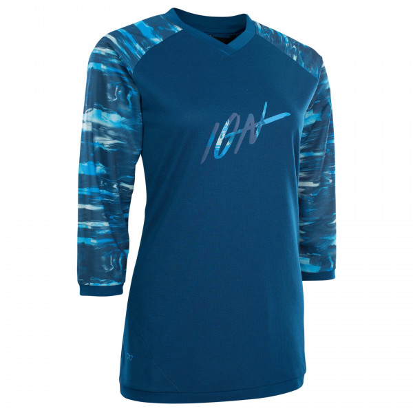 ION - Women's Tee L/S 3/4 Scrub AMP - Fietsshirt