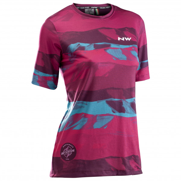Northwave - Women's Xtrail Jersey S/S MTB - Cycling jersey