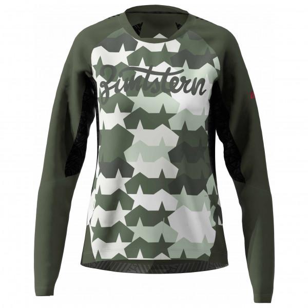 Zimtstern - Women's Techzonez Shirt L/S - Pyöräilypusero